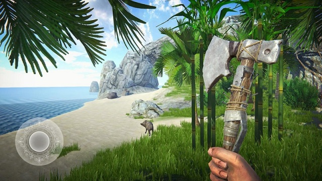 最后的海盗:岛屿生存无限物品版游戏截图