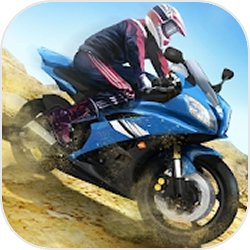 山地摩托车2图标