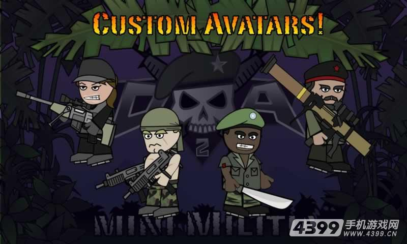 涂鸦军团2完整版游戏截图