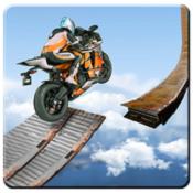 极不可能的轨道特技摩托车无限内购版图标