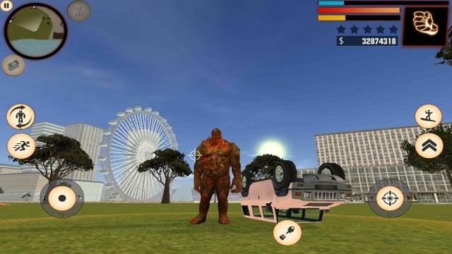 石巨人无限金币钻石版游戏截图