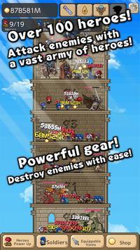 勇者之塔中文版游戏截图