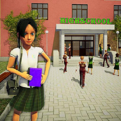 高中女生模拟器破解版