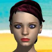 我的新虚拟女孩:口袋女朋友2图标