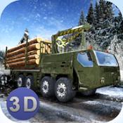 冬季伐木卡车模拟器无限金币版