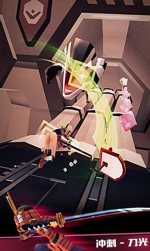 刀光与少女无限金币钻石版游戏截图