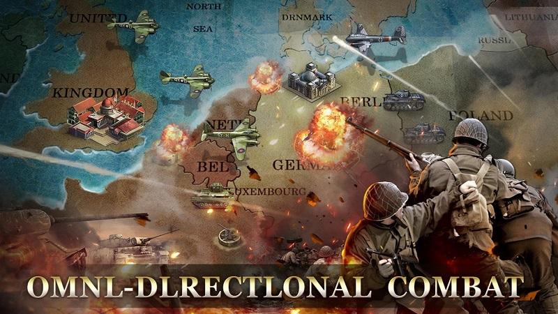 二战名将无限金钱版游戏截图