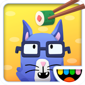 Toca Kitchen Sushi破解版