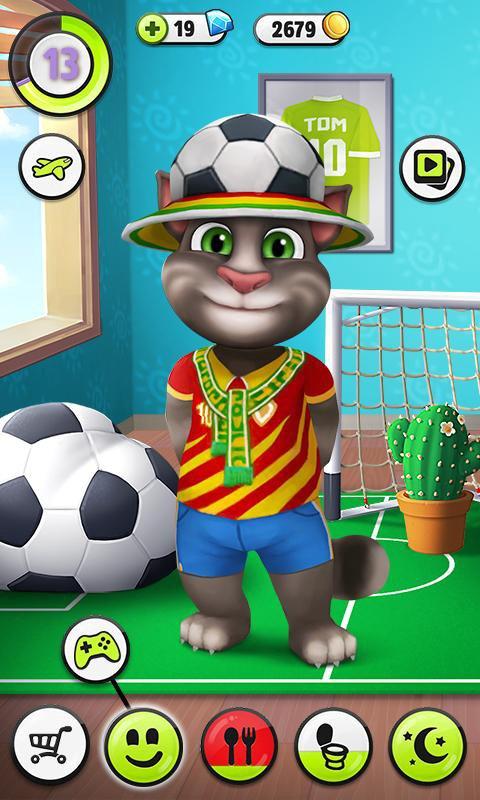 我的汤姆猫国际版游戏截图