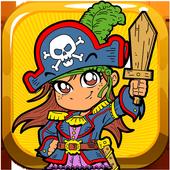 海盗战争攻击图标