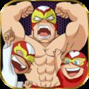 墨西哥摔跤超级巨星图标