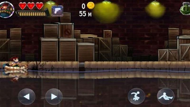 小怪物必须死无限金币版游戏截图