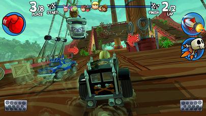 沙滩赛车竞速2游戏截图