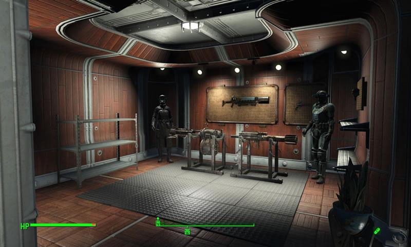 辐射76号避难所游戏截图