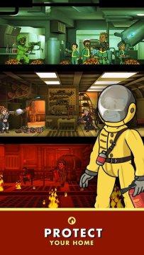 輻射避難所(Fallout Shelter)游戲截圖