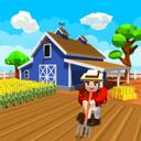 方块农场模拟器图标