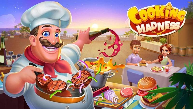 疯狂餐厅破解版游戏截图