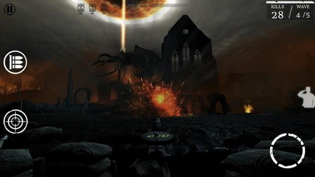 一战:死亡战争无限金钱版游戏截图