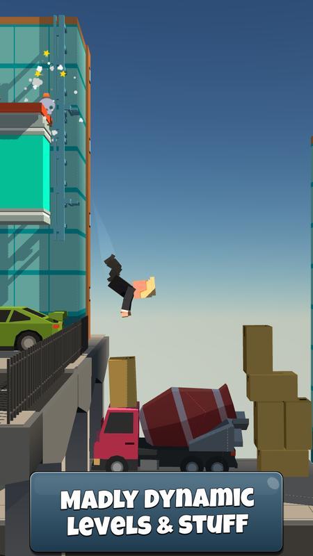 方块翻转跳跃破解版游戏截图