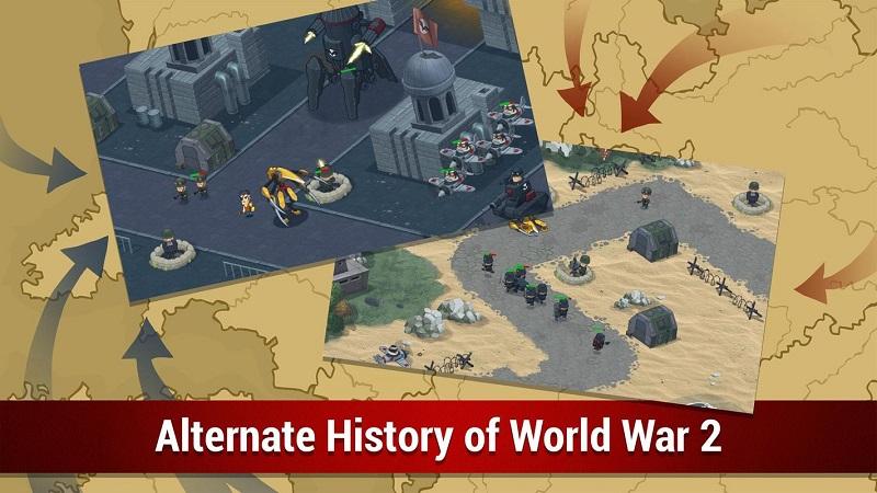 二战联合无限钻石版游戏截图