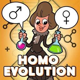 Homo进化人类起源图标