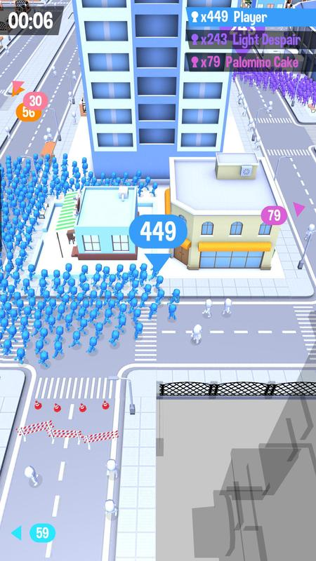 拥挤城市游戏截图