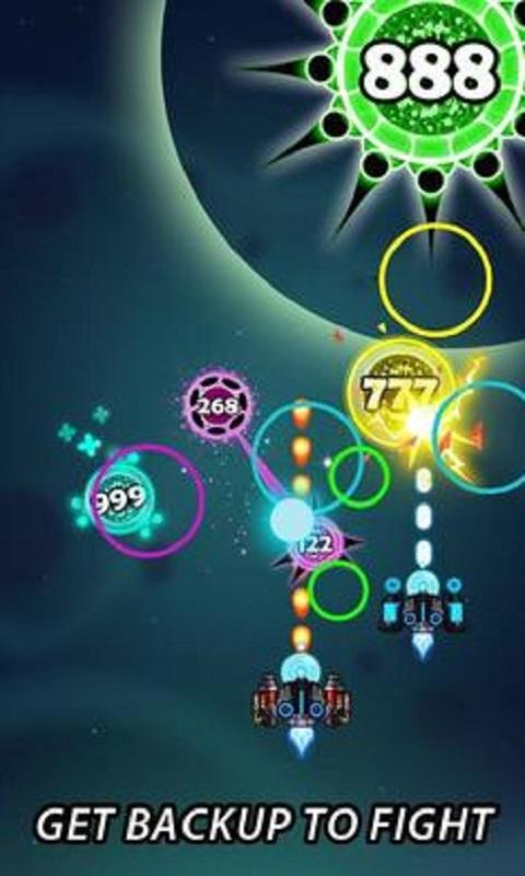 病毒威胁无限金币版游戏截图