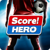 足球英雄版图标