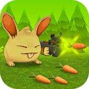 兔子射击无限金币版