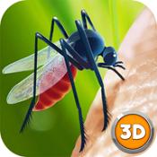 蚊子模拟图标