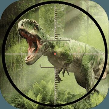 恐龙狙击狩猎图标