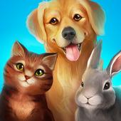 宠物世界3D:我的动物救援图标