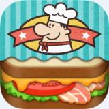 快乐三明治小餐厅图标