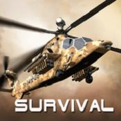 皇牌突袭:武装直升机空战无限金币钻石版图标