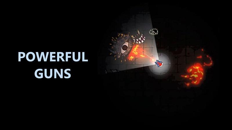 黑域生机无限金币版游戏截图