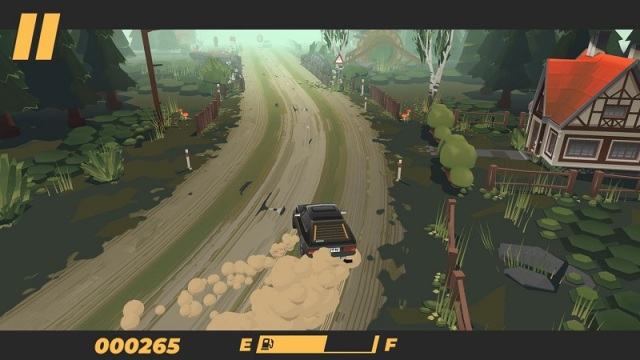 亡命驾驶无限瓶盖版游戏截图