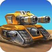 坦克冲突2:沙盘战争图标