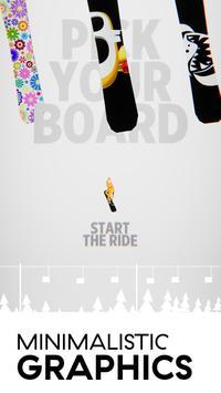 无休止滑雪板游戏截图