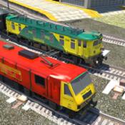 火车驾驶学校图标
