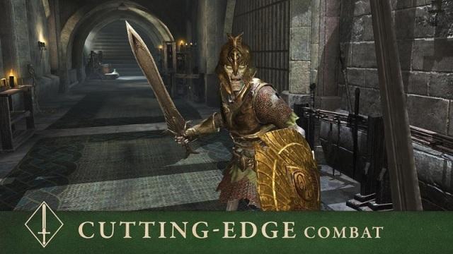 上古卷轴:刀锋战士破解版游戏截图