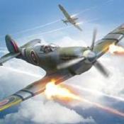 空战:二战王牌飞行员无限内购版图标