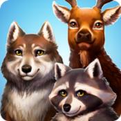 宠物世界:野生动物之美国无限金币版图标