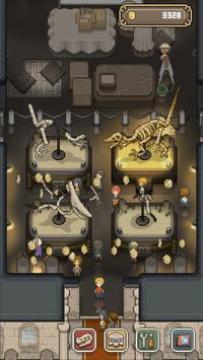 我的化石博物馆游戏截图