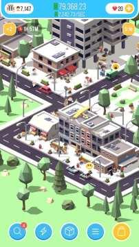 空岛城市游戏截图