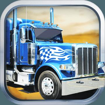 卡车运货图标