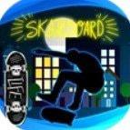 溜冰者无尽冒险图标