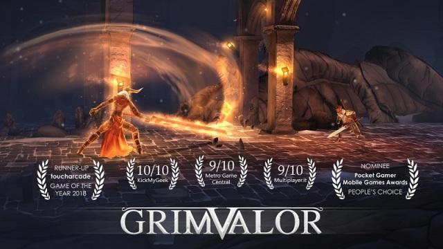 格里姆瓦洛无限钻石版游戏截图