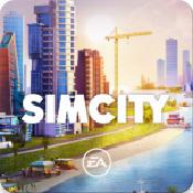 模擬城市建造圖標