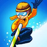 滑雪道跑步破解版