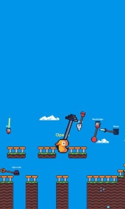 玩个锤子解锁装备破解版游戏截图
